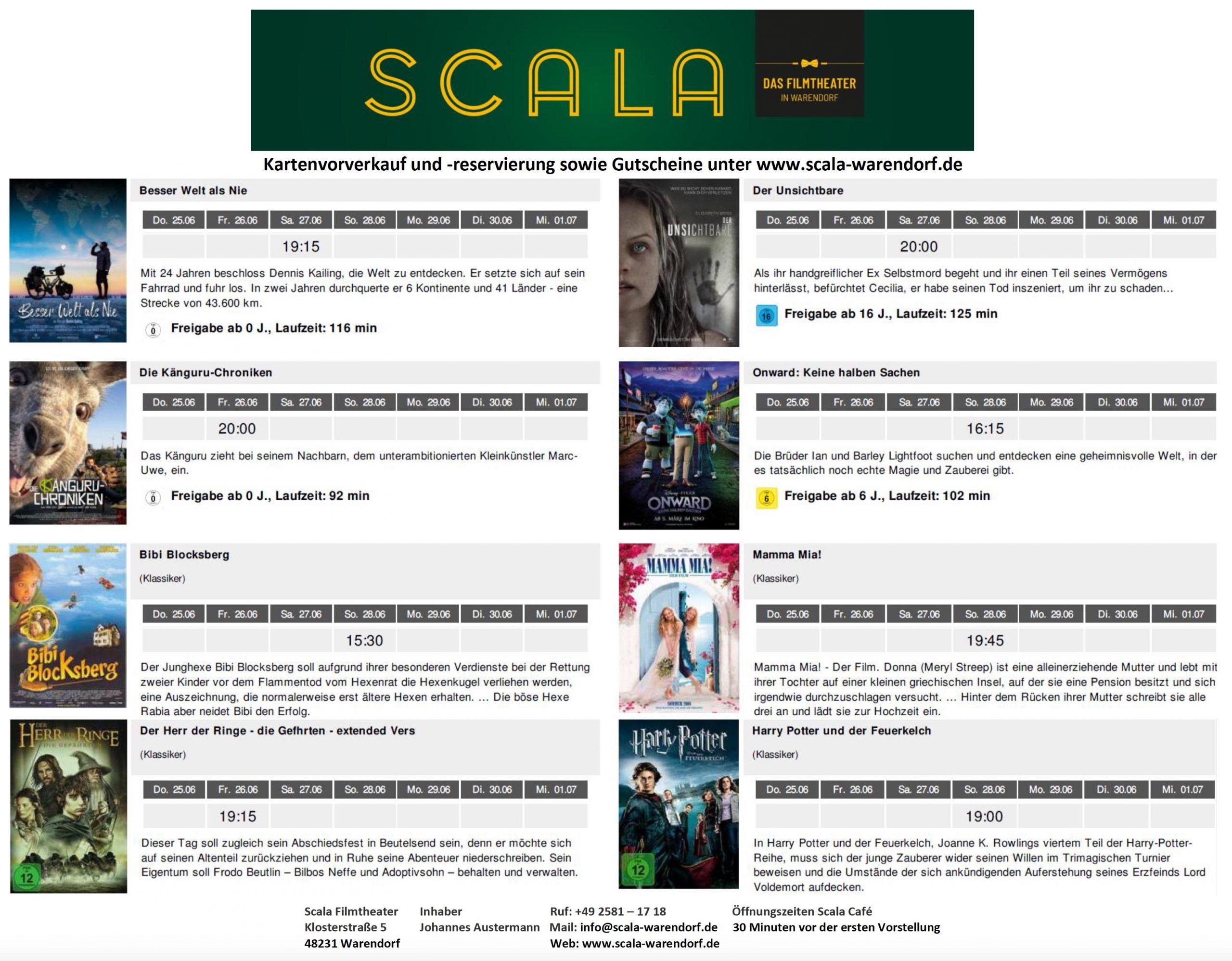 Kino Scala Ffb Programm