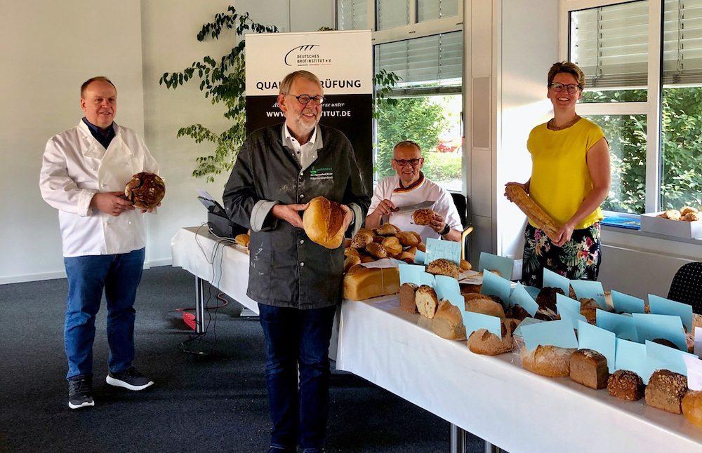Brot- und Brötchenprüfung der Bäcker- und Konditoren-Innung Steinfurt-Warendorf