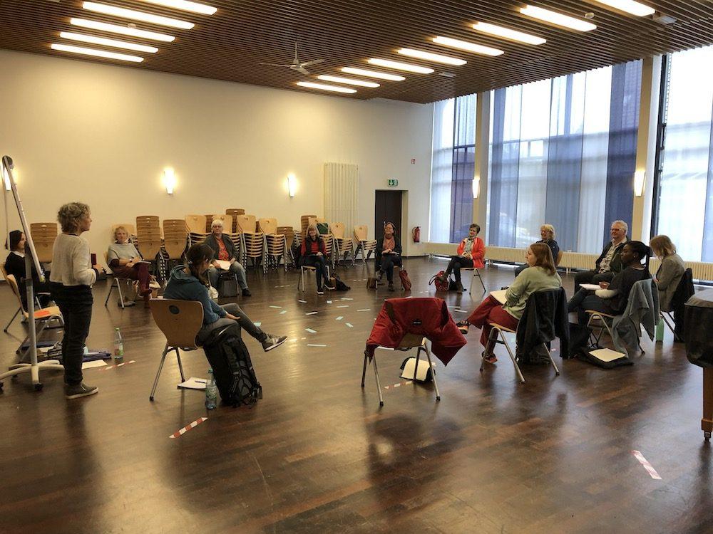 Musikalischer Besuch aus Nürnberg in Warendorf
