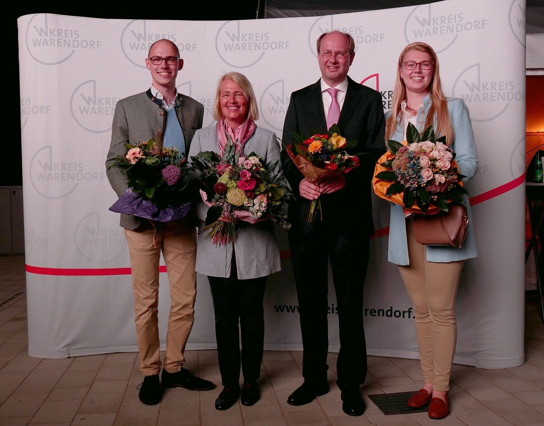 Landrat Dr. Olaf Gericke im Amt bestätigt – dem neuen Kreistag gehören 64 Mitglieder an
