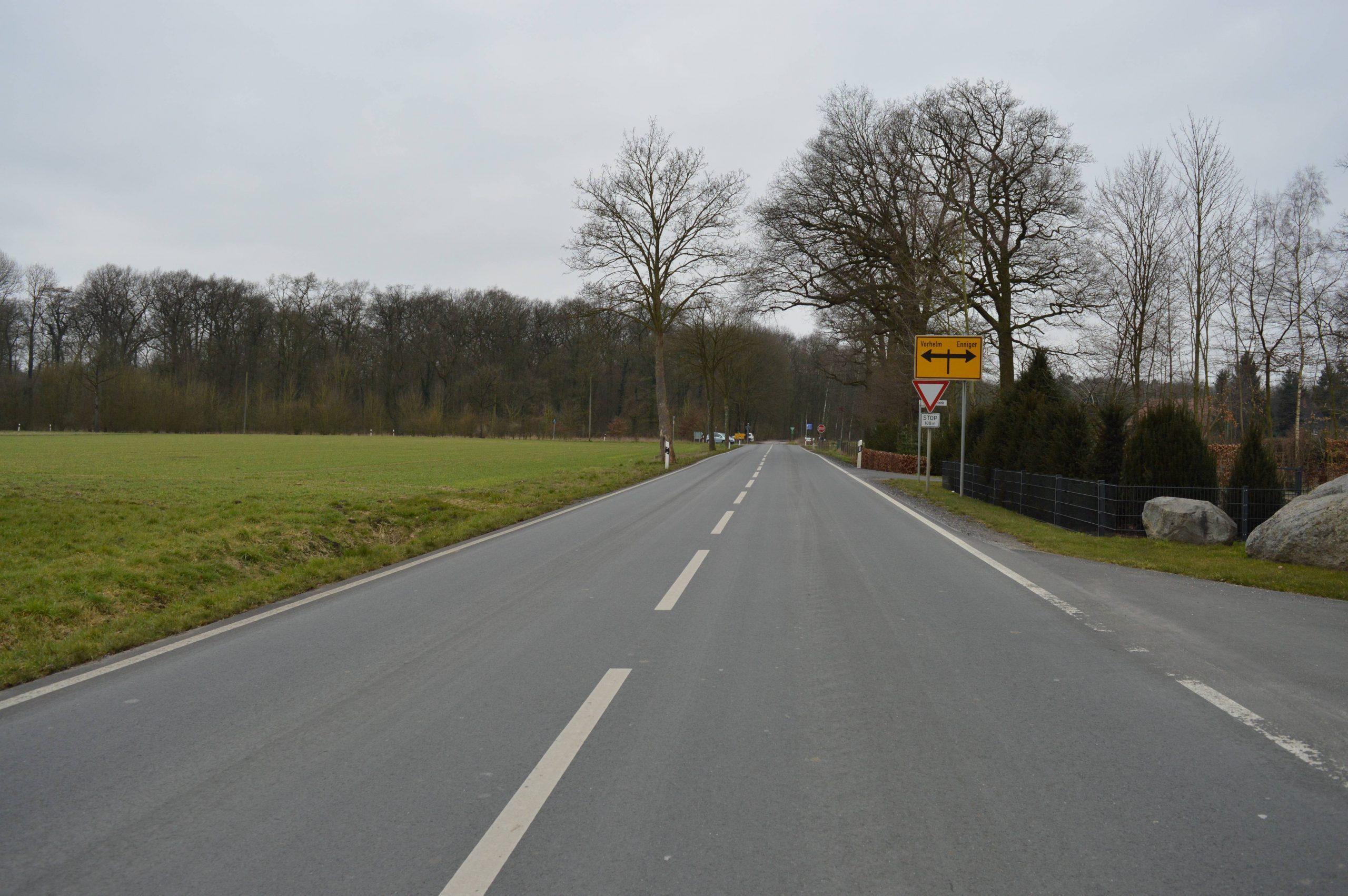 Pölinger Heide: Radweg-Lückenschluss wird in den Ferien fertiggestellt