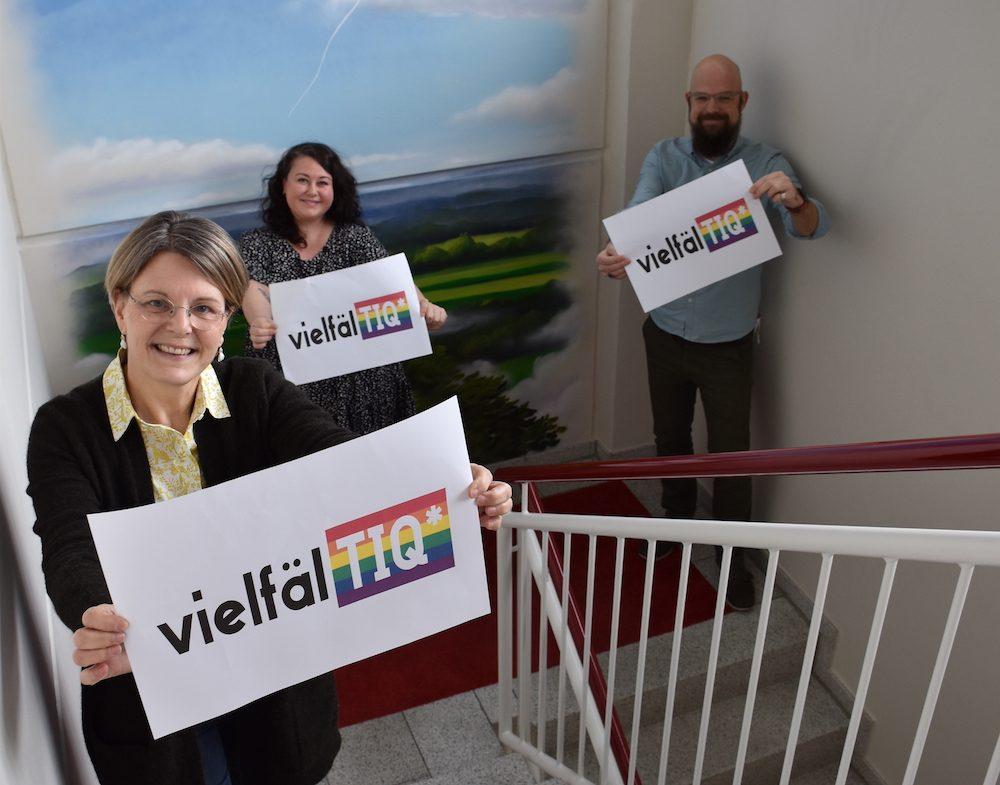 Projekt vielfälTIQ*: Neues Beratungs- und Kompetenzzentrum geht an den Start