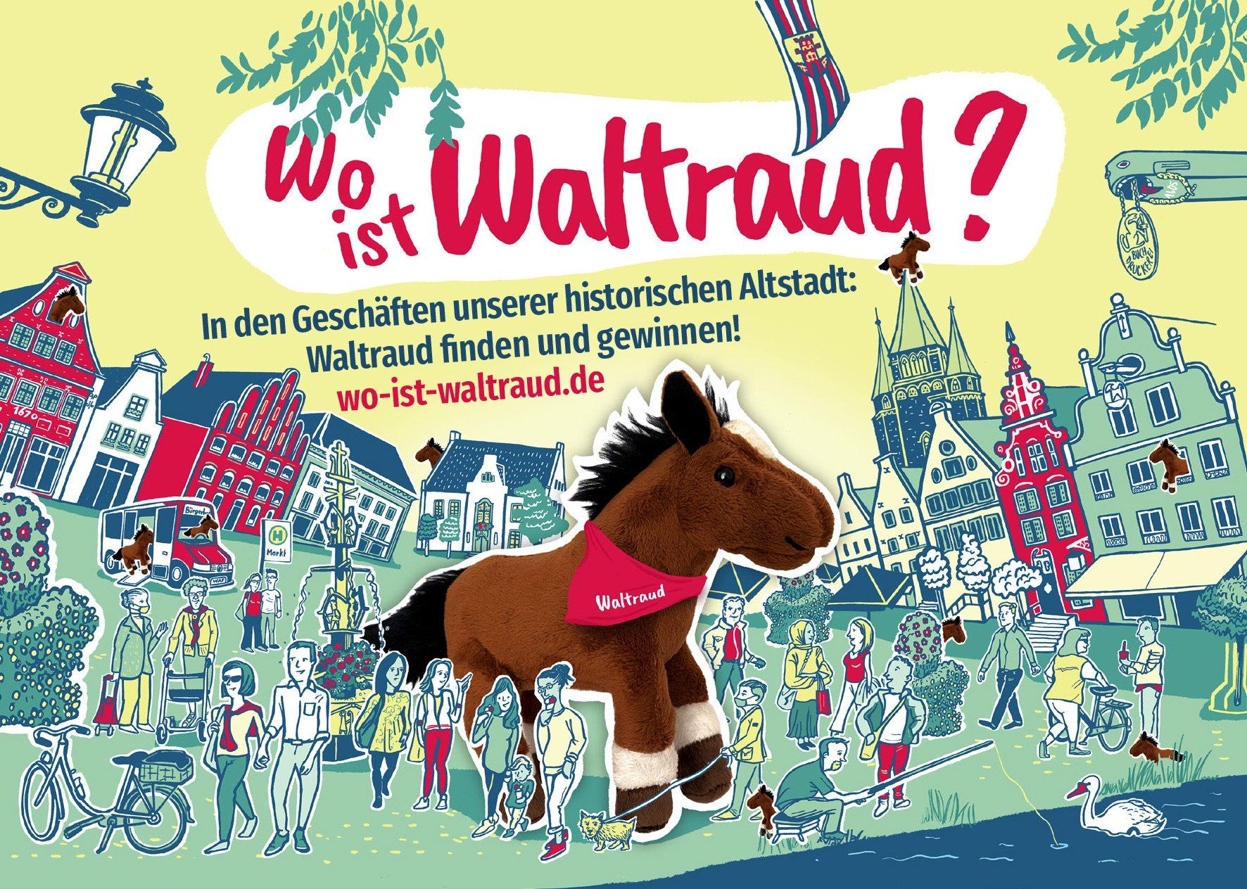 Warendorf sucht Waltraud