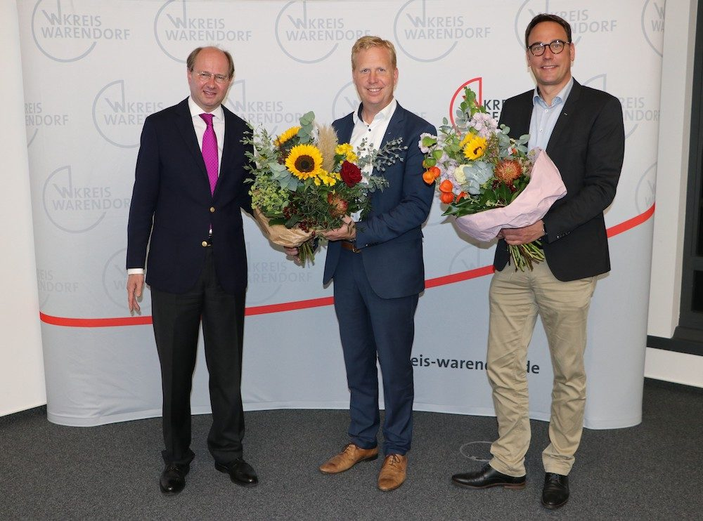Henning Rehbaum neuer Bundestagsabgeordneter für den Kreis Warendorf