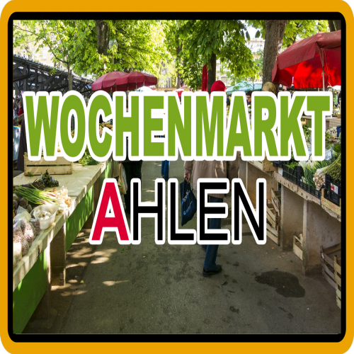 Wochenmarkt Ahlen